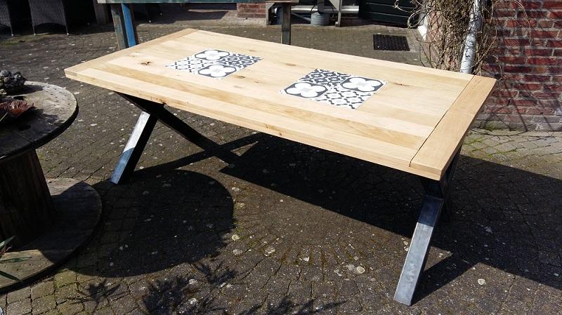 Populair Loungeopmaat.com - houten meubelen op maat #BA29